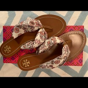 Tory Burch shoes thong sandal